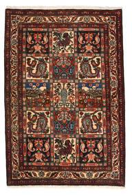 Baktjar Collectible Dywan 105X158 Orientalny Tkany Ręcznie Ciemnobrązowy/Ciemnoczerwony (Wełna, Persja/Iran)