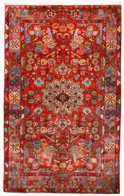 Nahawand Old Dywan 150X245 Orientalny Tkany Ręcznie Ciemnoczerwony/Czerwony (Wełna, Persja/Iran)