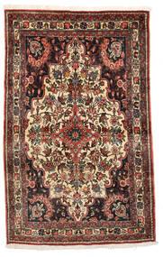 Baktjar Collectible Dywan 105X165 Orientalny Tkany Ręcznie Ciemnobrązowy/Beżowy (Wełna, Persja/Iran)