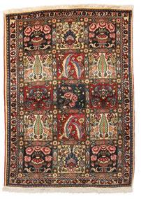 Baktjar Collectible Dywan 109X152 Orientalny Tkany Ręcznie Ciemnobrązowy/Beżowy (Wełna, Persja/Iran)