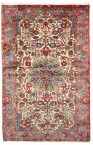 Nahawand Old Dywan 152X236 Orientalny Tkany Ręcznie Jasnobrązowy/Ciemnobrązowy (Wełna, Persja/Iran)