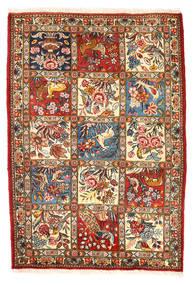 Baktjar Collectible Dywan 110X157 Orientalny Tkany Ręcznie Ciemnoszary/Beżowy (Wełna, Persja/Iran)