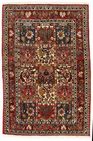 Baktjar Collectible Dywan 108X162 Orientalny Tkany Ręcznie Ciemnobrązowy/Jasnobrązowy (Wełna, Persja/Iran)