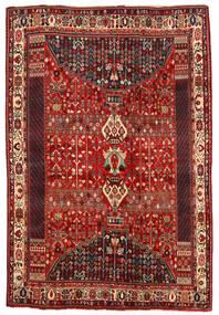 Sziraz Dywan 194X290 Orientalny Tkany Ręcznie (Wełna, Persja/Iran)
