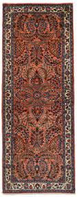 Saruk Dywan 72X190 Orientalny Tkany Ręcznie Chodnik (Wełna, Persja/Iran)