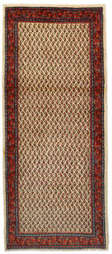Saruk Mir Dywan 86X200 Orientalny Tkany Ręcznie Chodnik (Wełna, Persja/Iran)