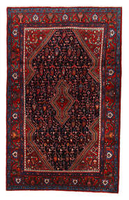 Nahawand Dywan 127X204 Orientalny Tkany Ręcznie (Wełna, Persja/Iran)