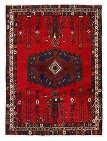 Afszar/Sirjan Dywan 130X178 Orientalny Tkany Ręcznie (Wełna, Persja/Iran)