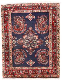 Saruk Dywan 75X96 Orientalny Tkany Ręcznie (Wełna, Persja/Iran)