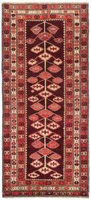 Kilim Karabach Dywan 132X303 Orientalny Tkany Ręcznie Chodnik Ciemnoczerwony/Rdzawy/Czerwony (Wełna, Azerbejdżan/Rosja)