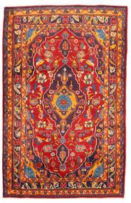 Golpayegan Dywan 107X168 Orientalny Tkany Ręcznie Rdzawy/Czerwony/Ciemnoczerwony (Wełna, Persja/Iran)