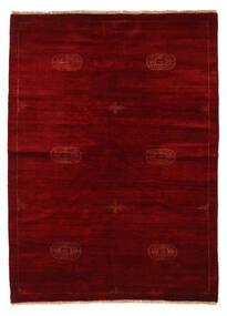 Huttan Dywan 142X195 Orientalny Tkany Ręcznie Ciemnoczerwony/Ciemnobrązowy (Wełna, Pakistan)