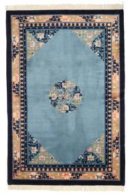 Chińskie Stylizowany Na Antyk Dywan 152X229 Orientalny Tkany Ręcznie Ciemnoniebieski/Ciemnofioletowy (Wełna, Chiny)