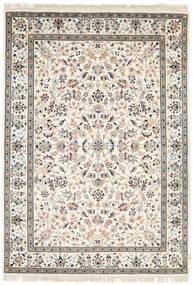 Nain Indie Dywan 171X243 Orientalny Tkany Ręcznie Jasnoszary/Beżowy ( Indie)