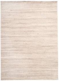 Mazic - Piasek Dywan 240X340 Nowoczesny Tkany Ręcznie Biały/Creme/Jasnoszary (Wełna, Indie)