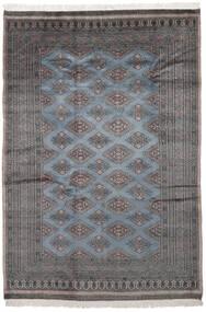 Pakistański Bucharski 2Ply Dywan 170X250 Orientalny Tkany Ręcznie Czarny/Ciemnoszary (Wełna, Pakistan)