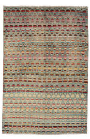 Moroccan Berber - Afghanistan Dywan 116X176 Nowoczesny Tkany Ręcznie (Wełna, Afganistan)