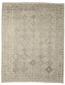 Kilim Afgan Old Style Dywan 311X395 Orientalny Tkany Ręcznie Duży (Wełna, Afganistan)