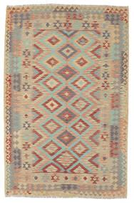 Kilim Afgan Old Style Dywan 160X245 Orientalny Tkany Ręcznie (Wełna, Afganistan)