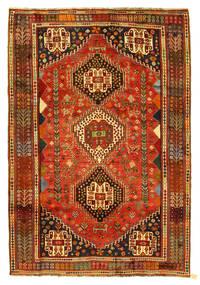 Kaszkaj Dywan 182X270 Orientalny Tkany Ręcznie (Wełna, Persja/Iran)