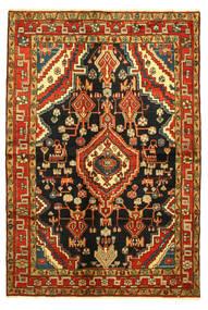 Hamadan Dywan 138X203 Orientalny Tkany Ręcznie (Wełna, Persja/Iran)